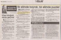 Olay Gazetesi 31.10.2007